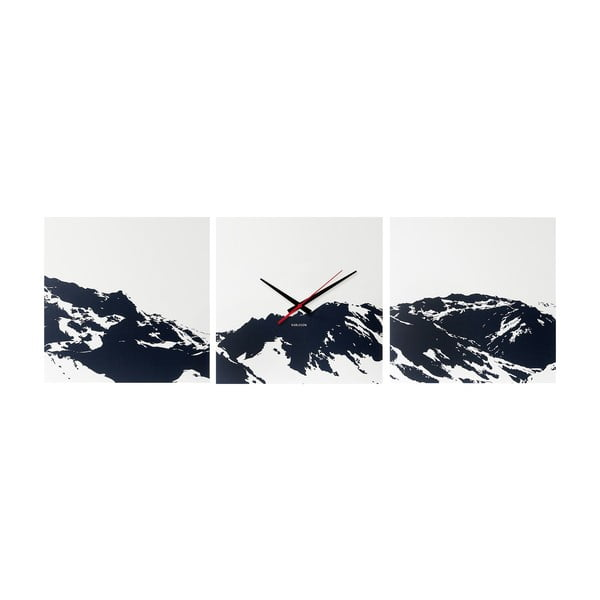 Nástenné hodiny Alps Skyline