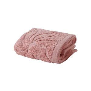 Ružový uterák Bella Maison Rosa, 30×50 cm