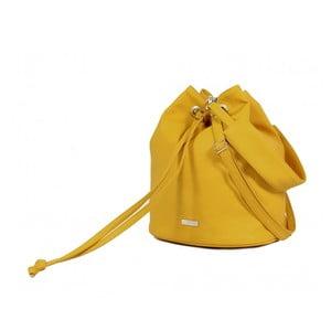 Žltá kabelka Dara bags Margot No.42