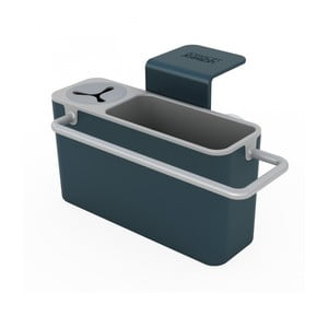 Stojan na umývacie prostriedky, sivý