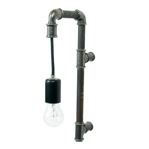 Nástenné svetlo Steel Pipe, 64 cm