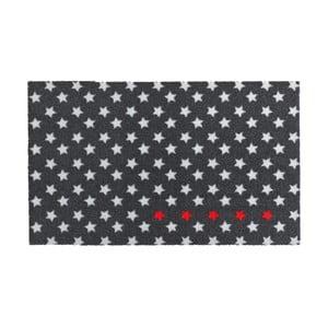 Rohožka Zala Living Design Five Stars BW, 50×70cm
