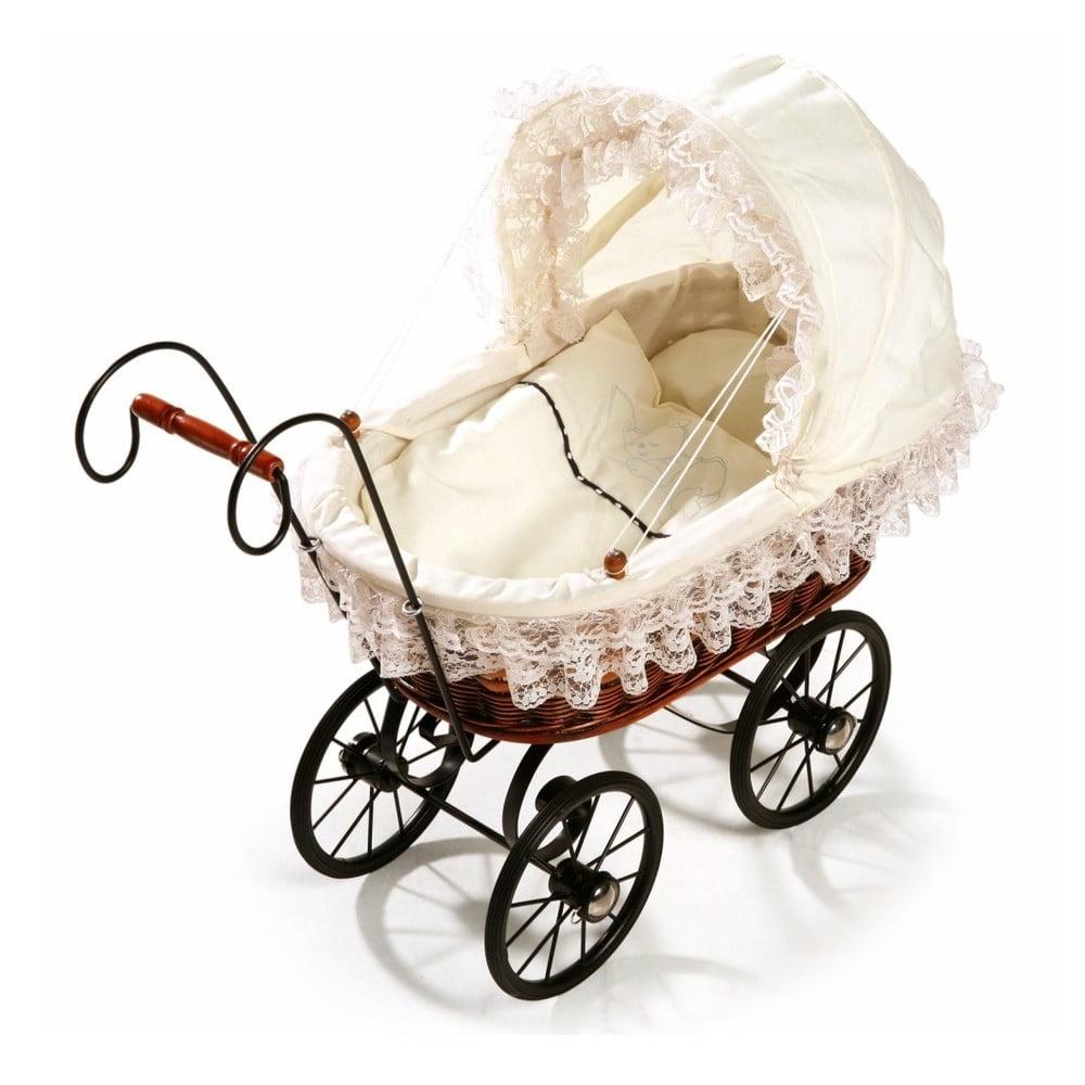 Kočiarik pre bábiky Legler Antique