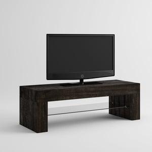 TV stolík v dekore hnedého duba MobiliFiver Evo