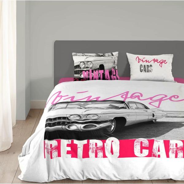 Obliečky Retro Cars, 240x200 cm