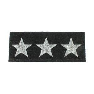 Rohožka With Silver Star, 40x100 cm