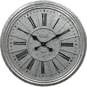 Nástenné hodiny Athezza Zinc, 68,5 cm