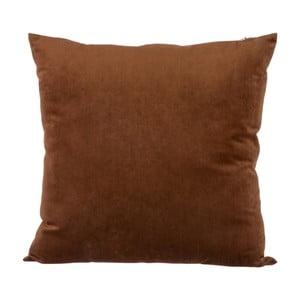 Vankúš Leather Velvet, 45x45 cm