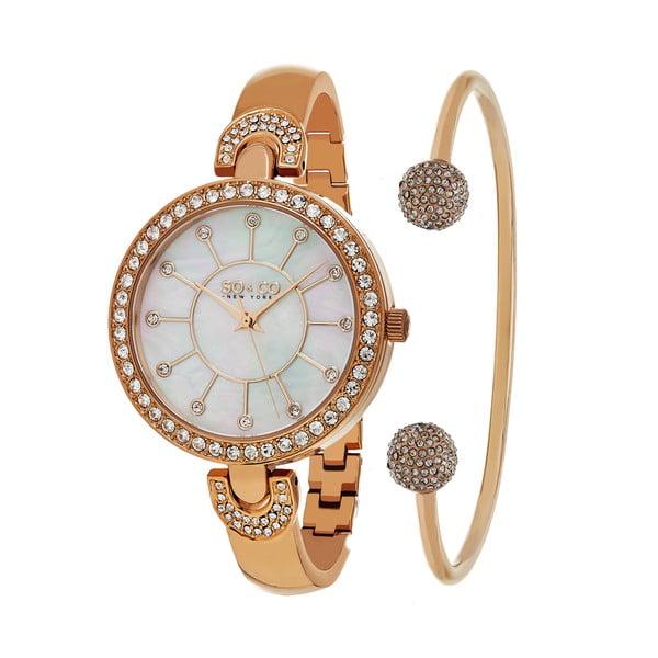 Dámske hodinky So&Co New York GP16298