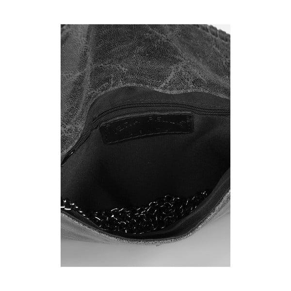 Kabelka Suede Black
