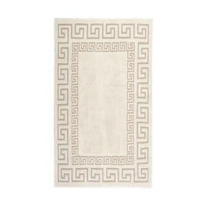 Bavlnený koberec Orient 80x150 cm, krémový