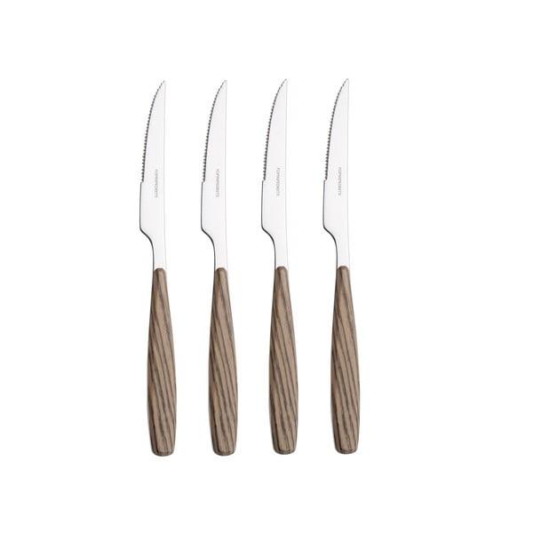 Sada steakových nožov Olivo, 4 ks