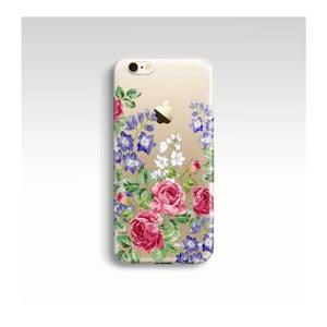 Obal na telefón Floral VI pre iPhone 6/6S