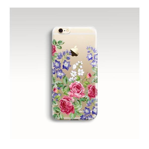 Obal na telefón Floral VI pre iPhone 5/5S