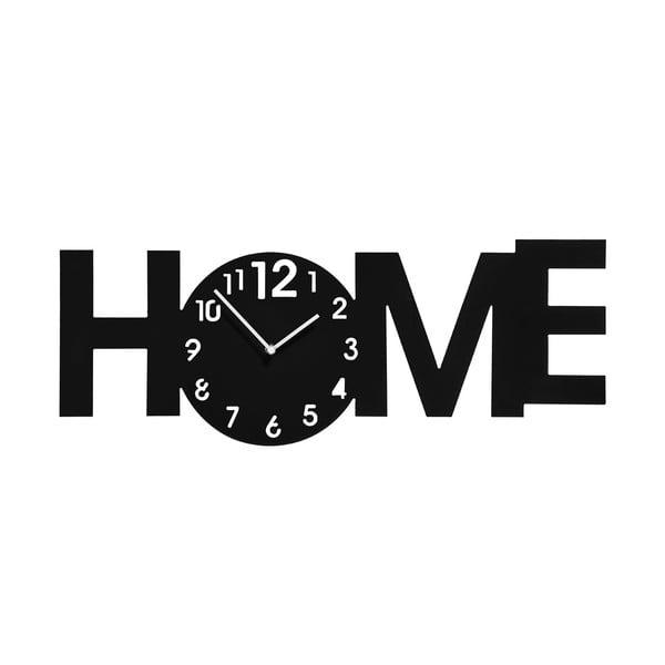Nástenné hodiny Home, 58x21 cm