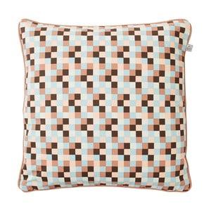Vankúš Vios Copper, 45x45 cm
