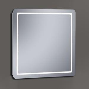 Zrkadlo s LED osvetlením Metro, 80x80 cm