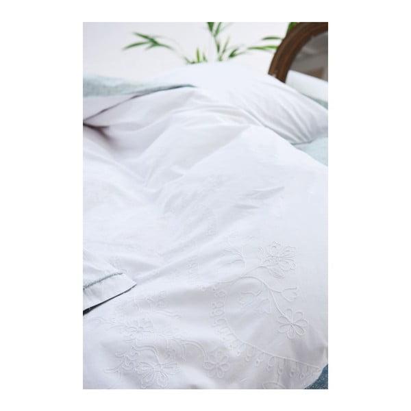 Obliečky PIP Lacy White, 140x200 cm
