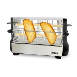 Vertikálny hriankovač v striebornej farbe JOCCA Toast