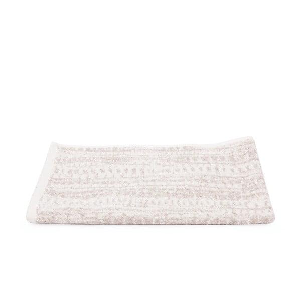 Sada 2 krémových froté uterákov Casa Di Bassi Marta, 50x90 cm