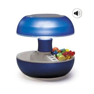 Stolná lampa, nabíjačka a reproduktor v jednom Joyo Light, modrá