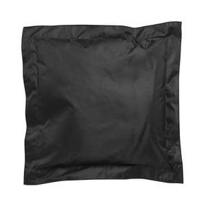 Čierny vonkajší vankúšik Sunvibes, 45×45 cm