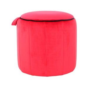 Červená stolička 360 Living Sami