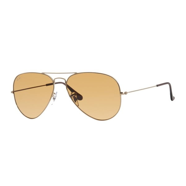Slnečné okuliare Ray-Ban Aviator Sunglasses Dark Gold