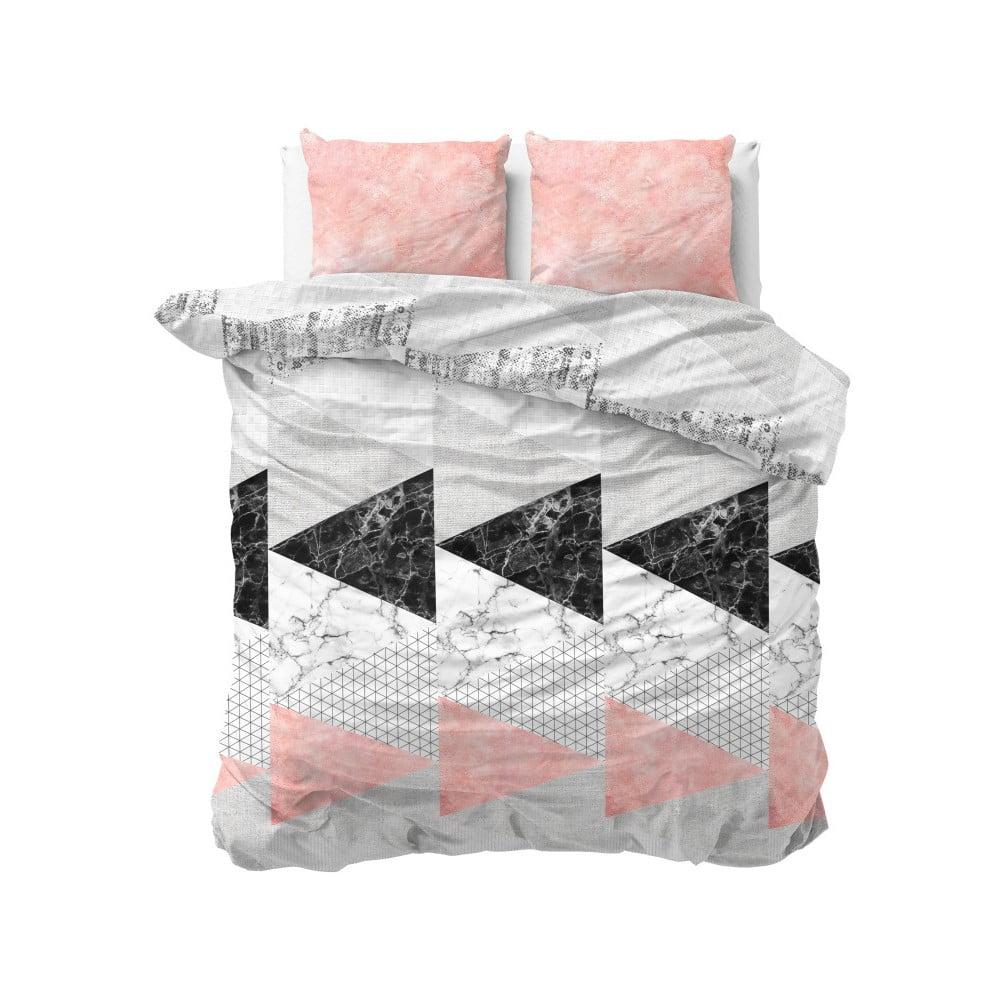 Bavlnené obliečky na dvojlôžko Sleeptime Artistic, 200 × 220 cm