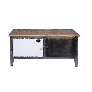 Konferenčný stolík z mangového dreva SOB Vintage