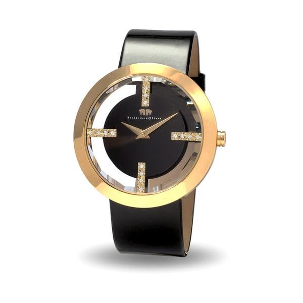 Dámske hodinky Rhodenwald&Söhne Lucrezia Black/Black