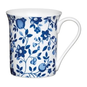 Porcelánový hrnček Flute Shaped, 260 ml