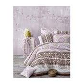Bavlnené obliečky s plachtou na dvojlôžko Sohil, 200 × 220 cm