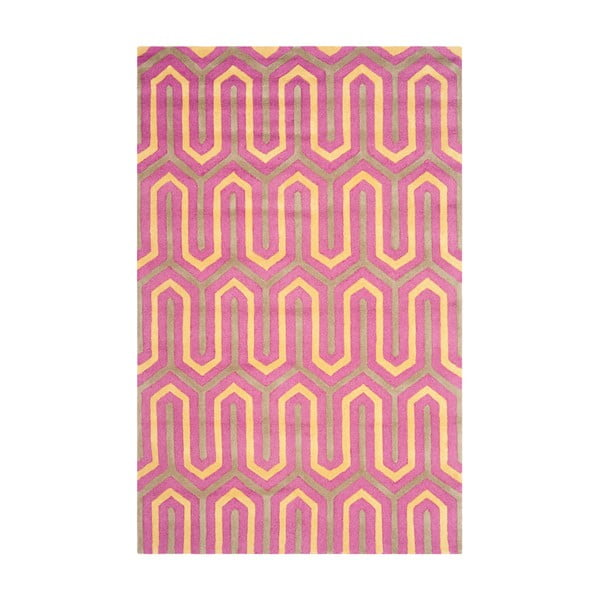 Vlnený koberec  Safavieh Lotta, 152x243 cm