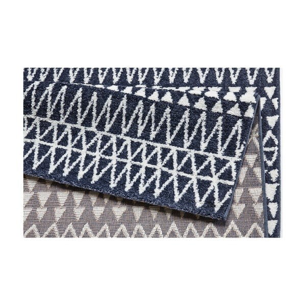 Čierno-biely koberec Mint Rugs Madison, 160 × 230 cm