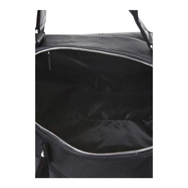 Pánska kožená taška Ferruccio Laconi 102 Black
