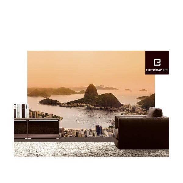 Veľkoformátová tapeta Rio de Janeiro, 254x366 cm