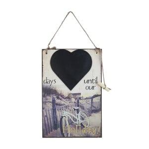 Tabuľa Clayre & Eef Heart