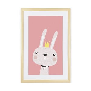 Obraz Tanuki King Rabbit, 60 × 40 cm