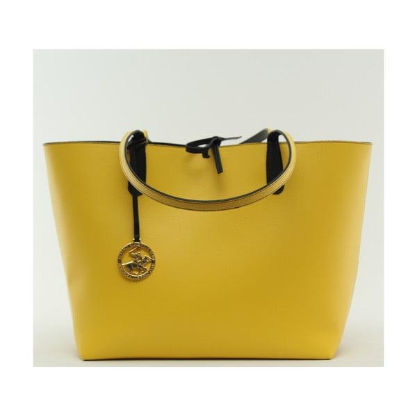 Kabelka Beverly Hills Polo Club 09 - Yellow/Black
