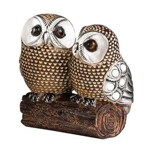 Soška Owl Couple