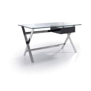 Pracovný stôl s čiernou zásuvkou Ángel Cerdá Concha