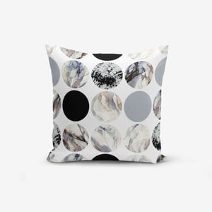 Obliečka na vankúš Minimalist Cushion Covers Ring Modern, 45 × 45 cm