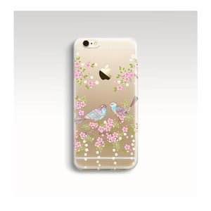 Obal na telefón Birds pre iPhone 6/6S