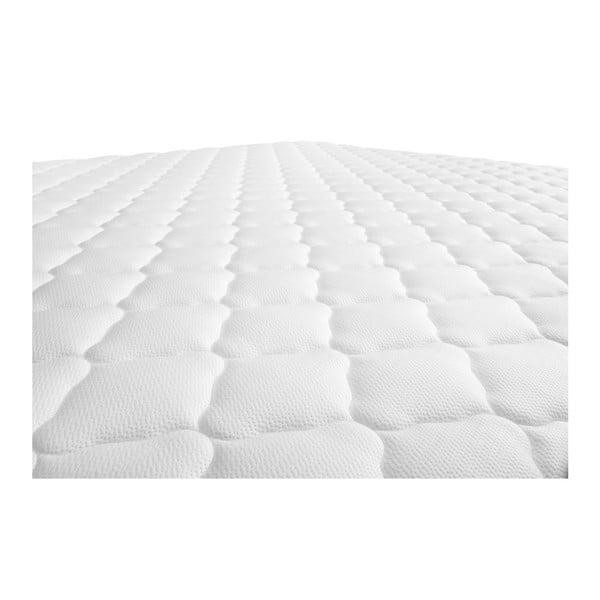Taštičkový matrac s pamäťovou penou Palaces de France Majeste, 80×200cm