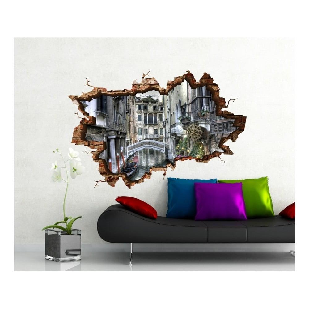 Nástenná samolepka 3D Art Dorien, 70 × 45 cm