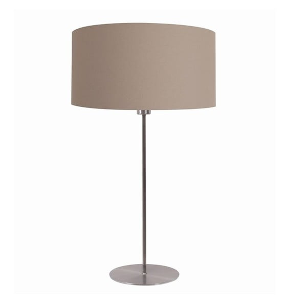 Stolná lampa Memphis Satin/Camel