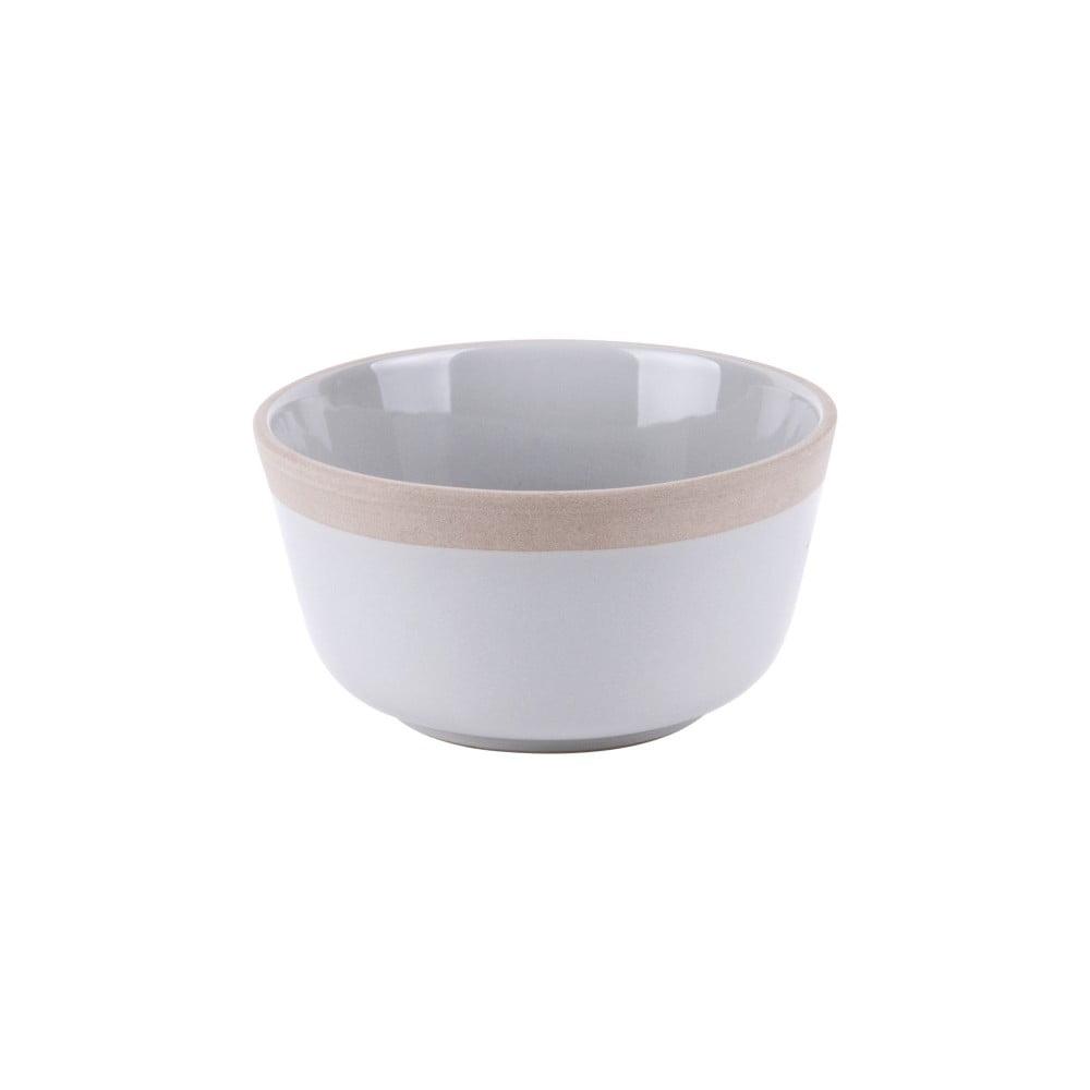 Sivá terakotová miska PT LIVING Brisk, ⌀ 13,5 cm