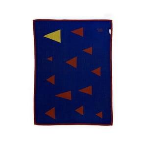 Pletená prikrývka The Wild Hug Abetos, 80×110 cm