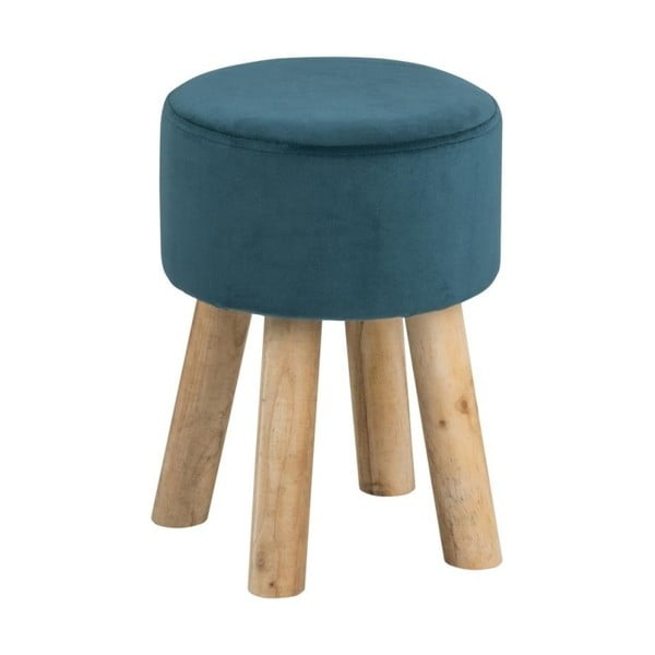 Modrá stolička Actona Maren